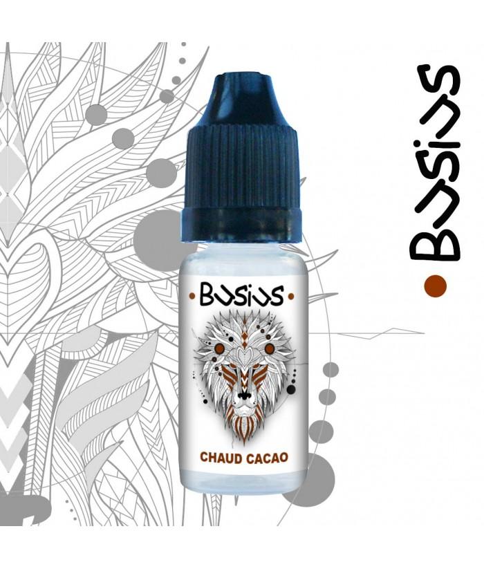 E-liquide Busius saveur Chaud Cacao 50/50