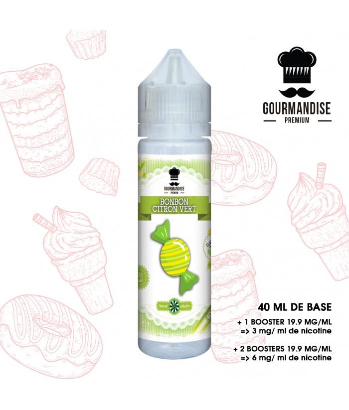 Base Bonbon Citron Vert