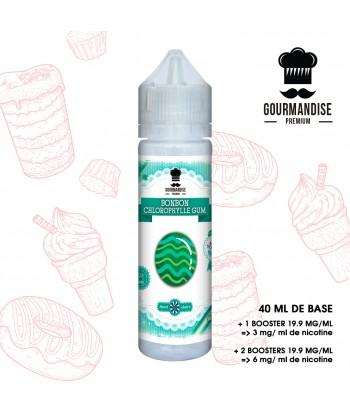 Base Bonbon Chlorophylle Gum