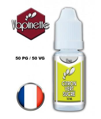 Arôme citron vert sucré