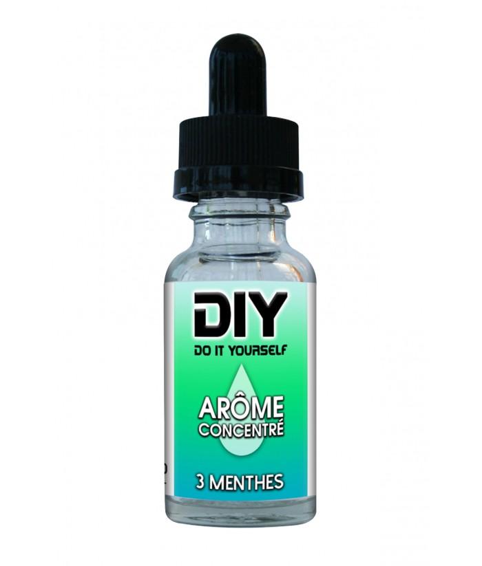 Arôme 3 menthes 20 ml