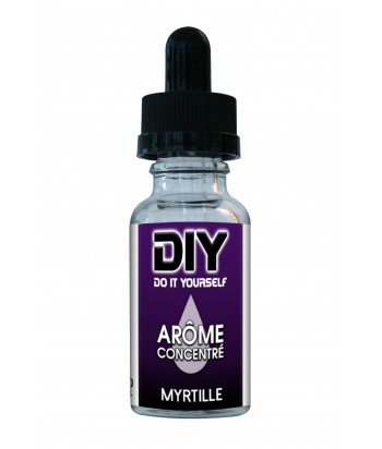 Arôme concentré Myrtille Blueberry 20 ml