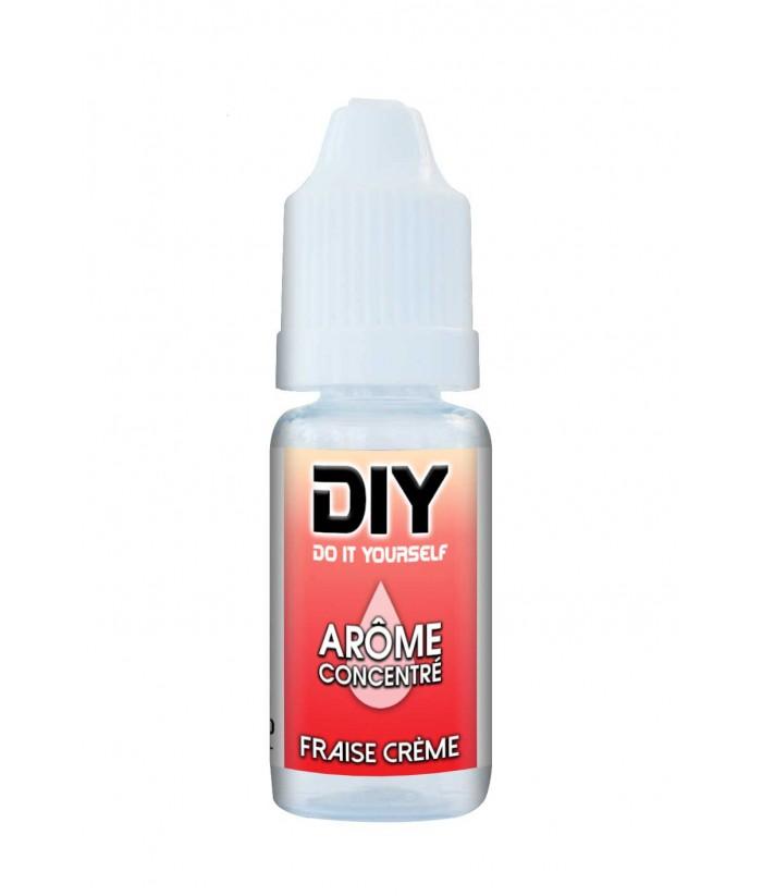 Arôme concentré Fraise Crème 10 ml