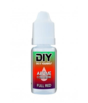 Arôme concentré Full Red 10 ml