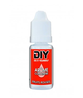 Arôme concentré Fruits Rouges 10 ml