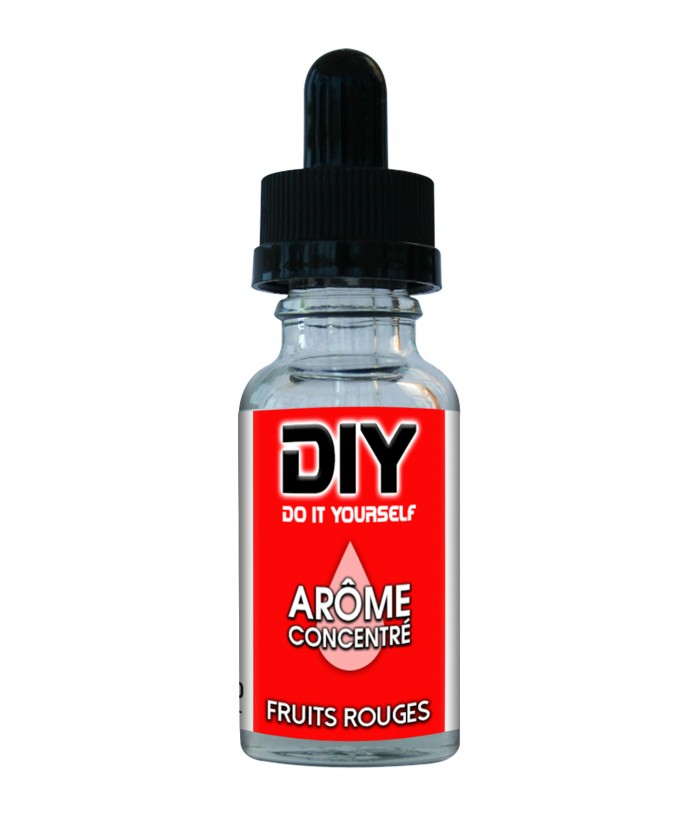 Arôme concentré Fruits Rouges 20 ml