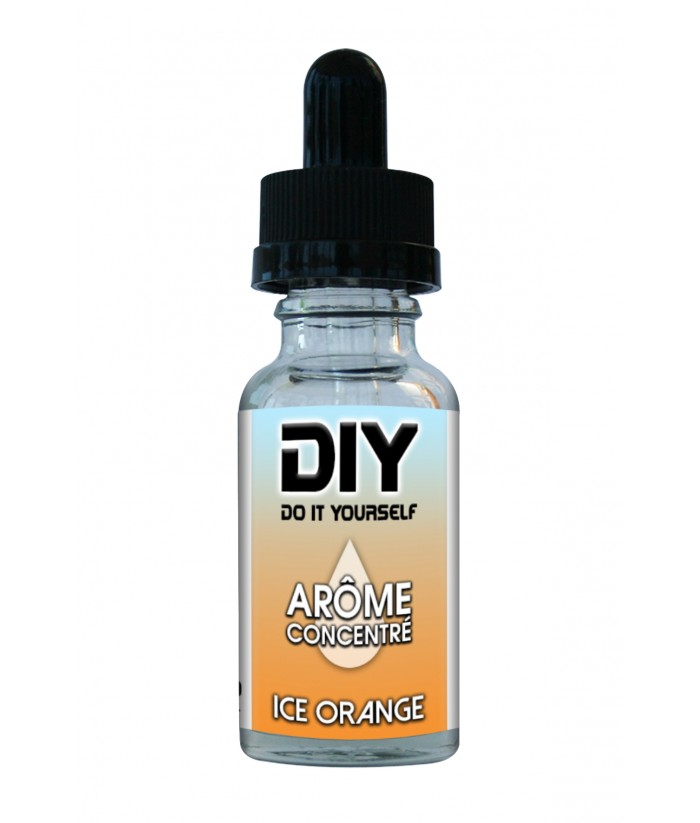 Arôme concentré Ice Orange 20 ml