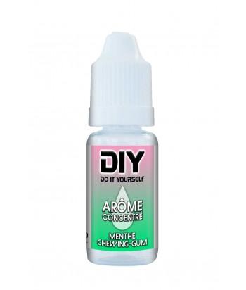 Arôme concentré Menthe Chewing Gum 10 ml