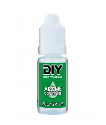 Arôme concentré Menthe Eucalyptus 10 ml