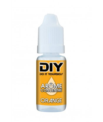 Arôme concentré Orange 10 ml