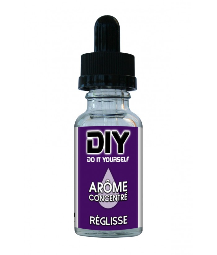 Arôme concentré Réglisse 20 ml