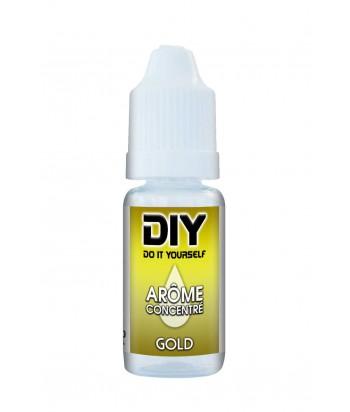Arôme concentré Gold 10 ml