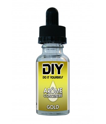 Arôme concentré Gold 20 ml